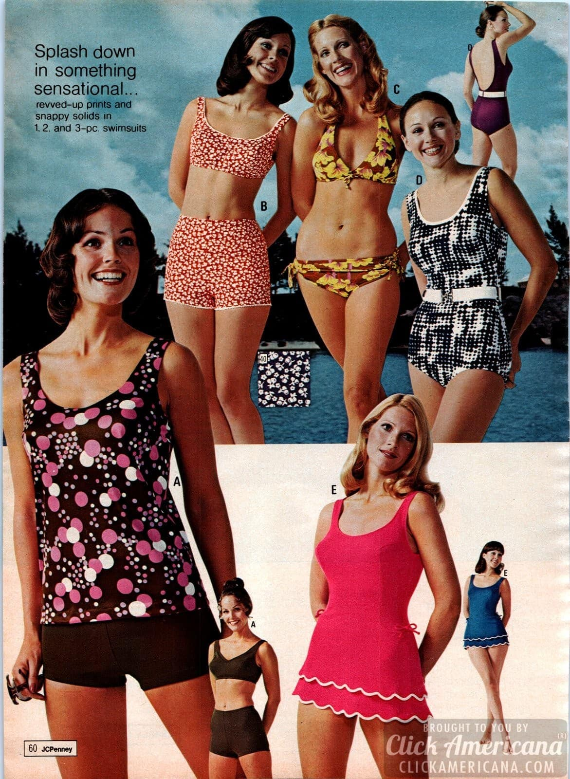 Vintage swimwear for women from 1973 (5)