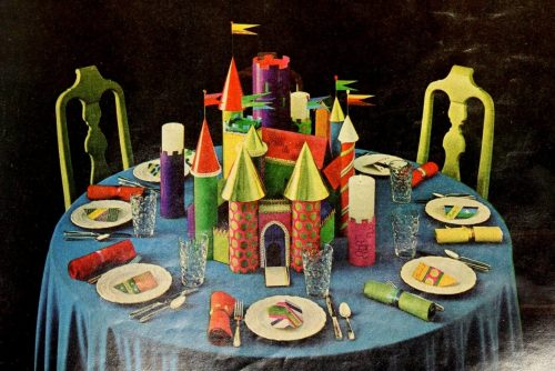 Vintage table decor from 1965 (4)