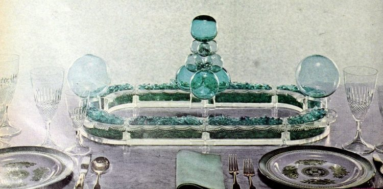 Vintage table decor from 1965 (5)