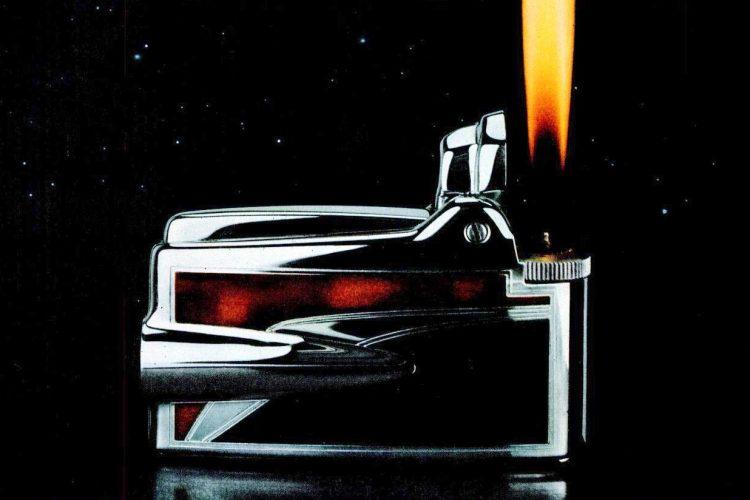 Vintage table lighters