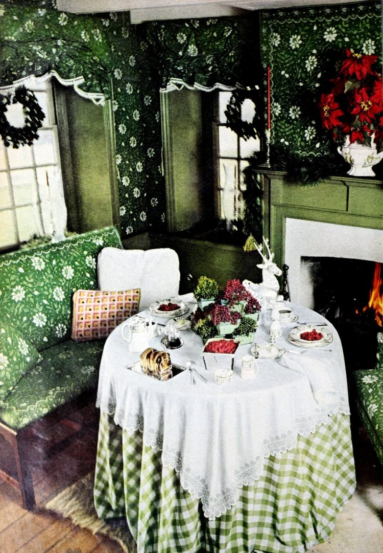 Vintage table settings from 1970 (4)