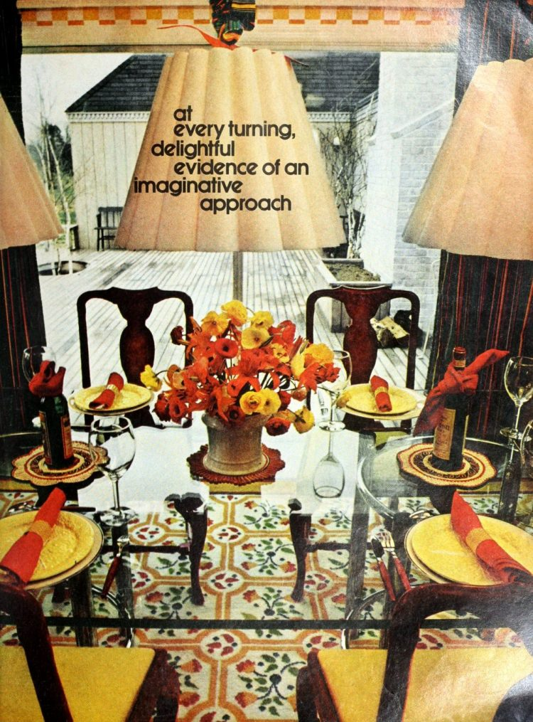 Vintage table settings from 1974 (13)