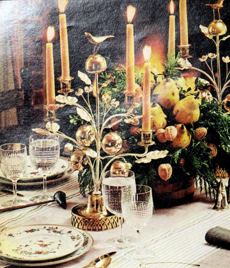 Vintage table settings from 1974 (14)