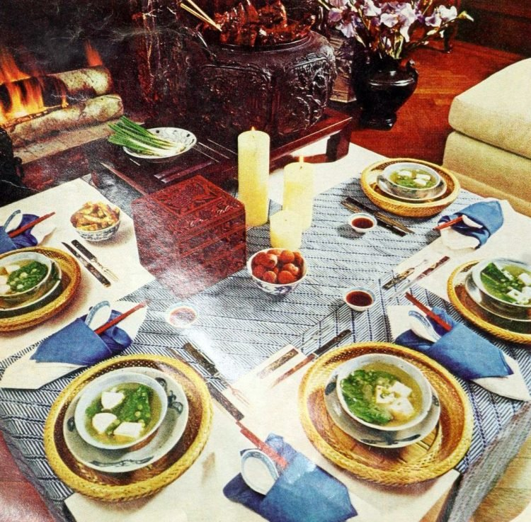 Vintage table settings from 1974 (21)