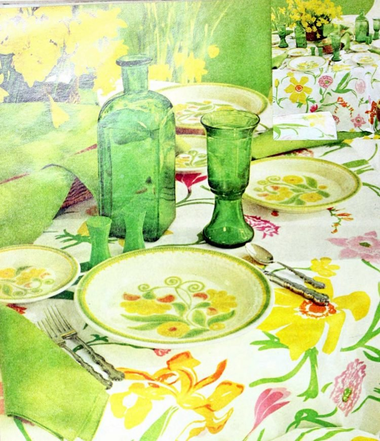 Vintage table settings from 1974 (7)