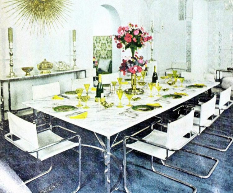 Vintage tablesettings from 1976 (6)