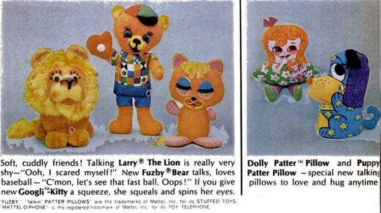 Vintage toys from November 1967 - Mattel (6)