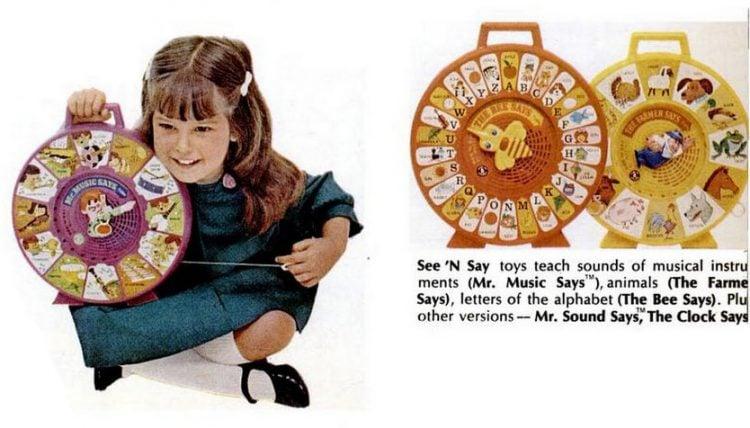Vintage toys from November 1967 - Mattel (7)