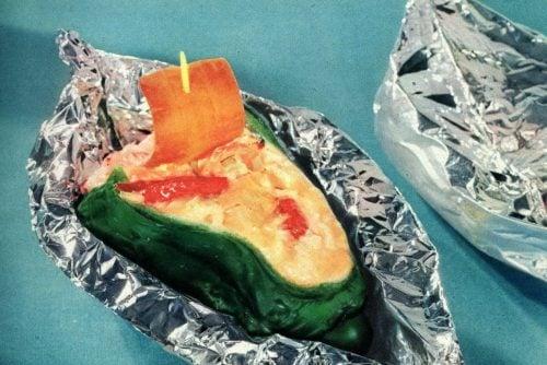 Vintage tuna dreamboats recipe from 1958