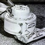 Vintage vacuum from 1908