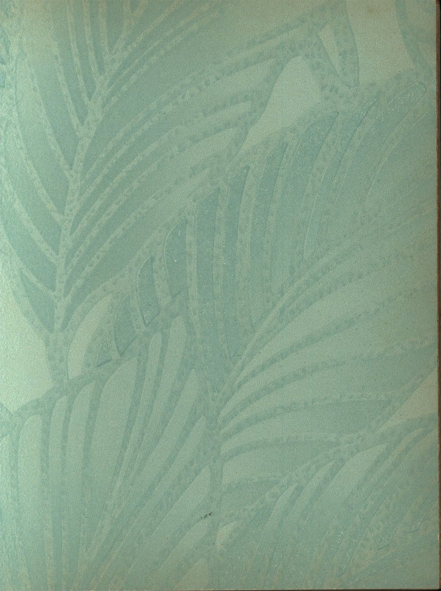 Vintage wallpaper from 1953 by Montgomery Ward (42)