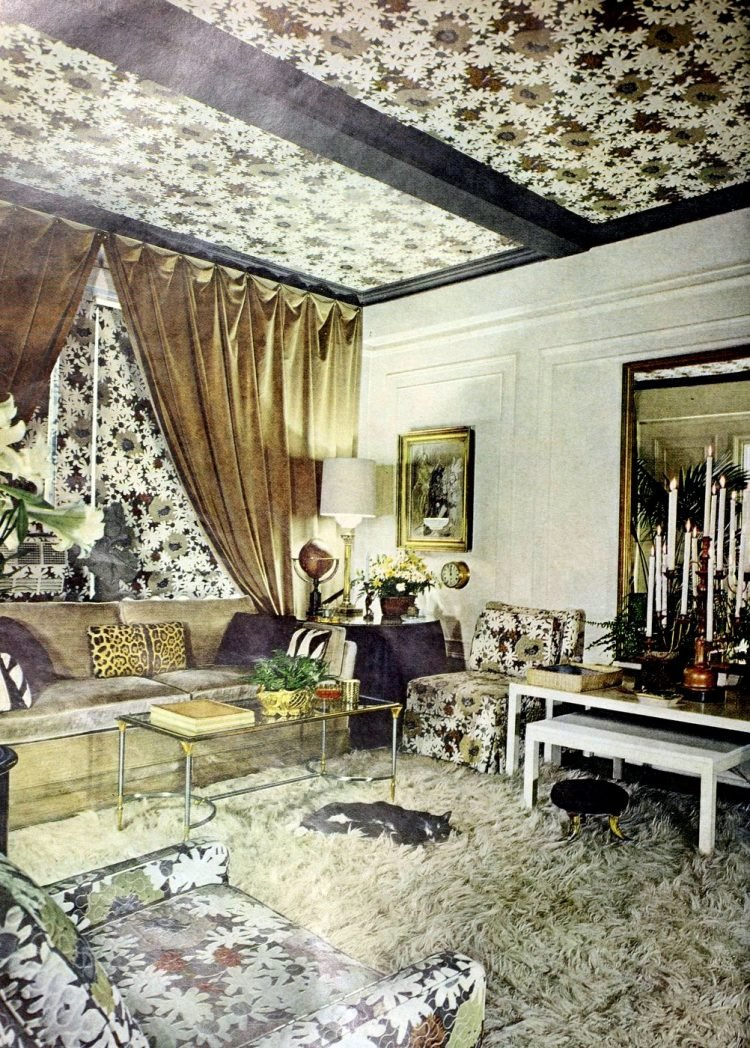 Vintage window coverings from 1966 (1)