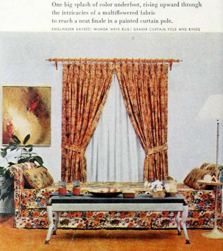 Vintage window coverings from 1966 (3)