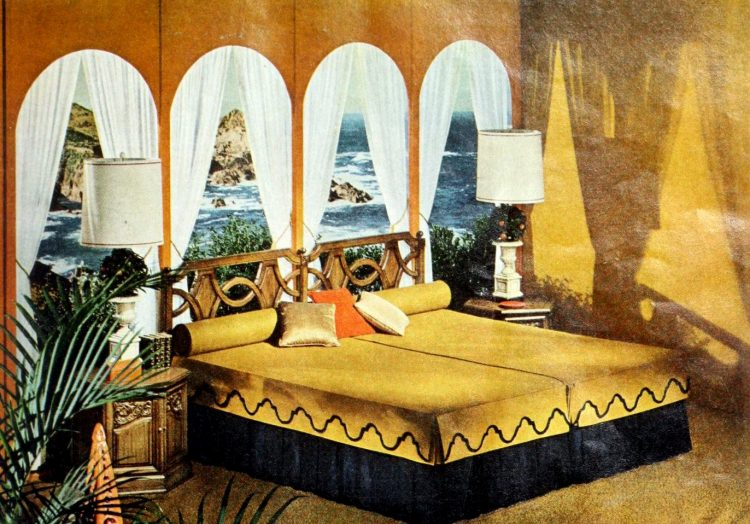 Vintage window coverings from 1966 (4)