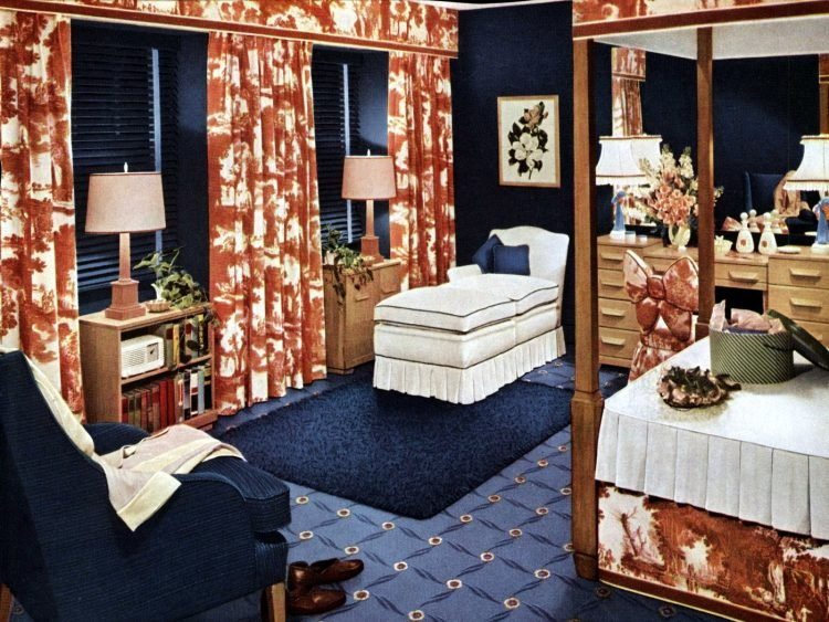 Vintage window coverings from the fifties (5)