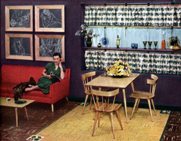 Vintage window coverings from the fifties (6)