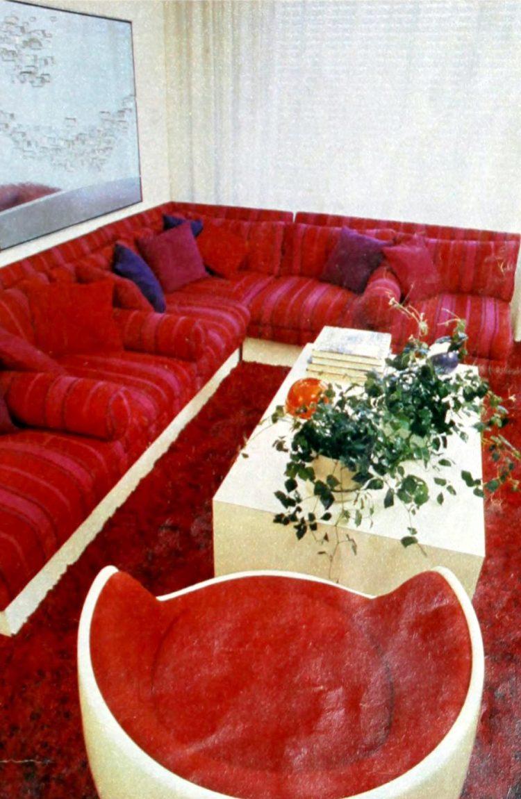 Vintage winging seventies sofas (10)