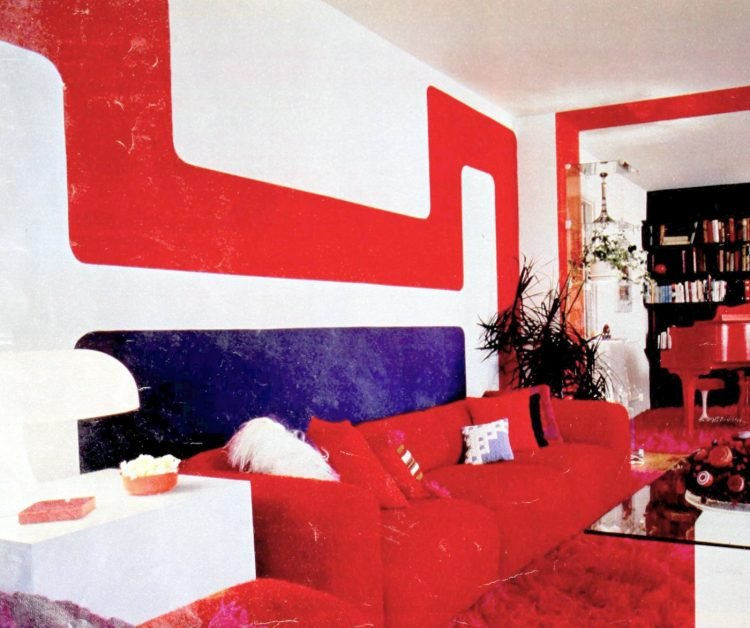Vintage winging seventies sofas (11)
