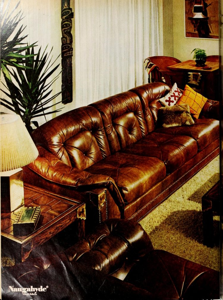 Vintage winging seventies sofas (12)