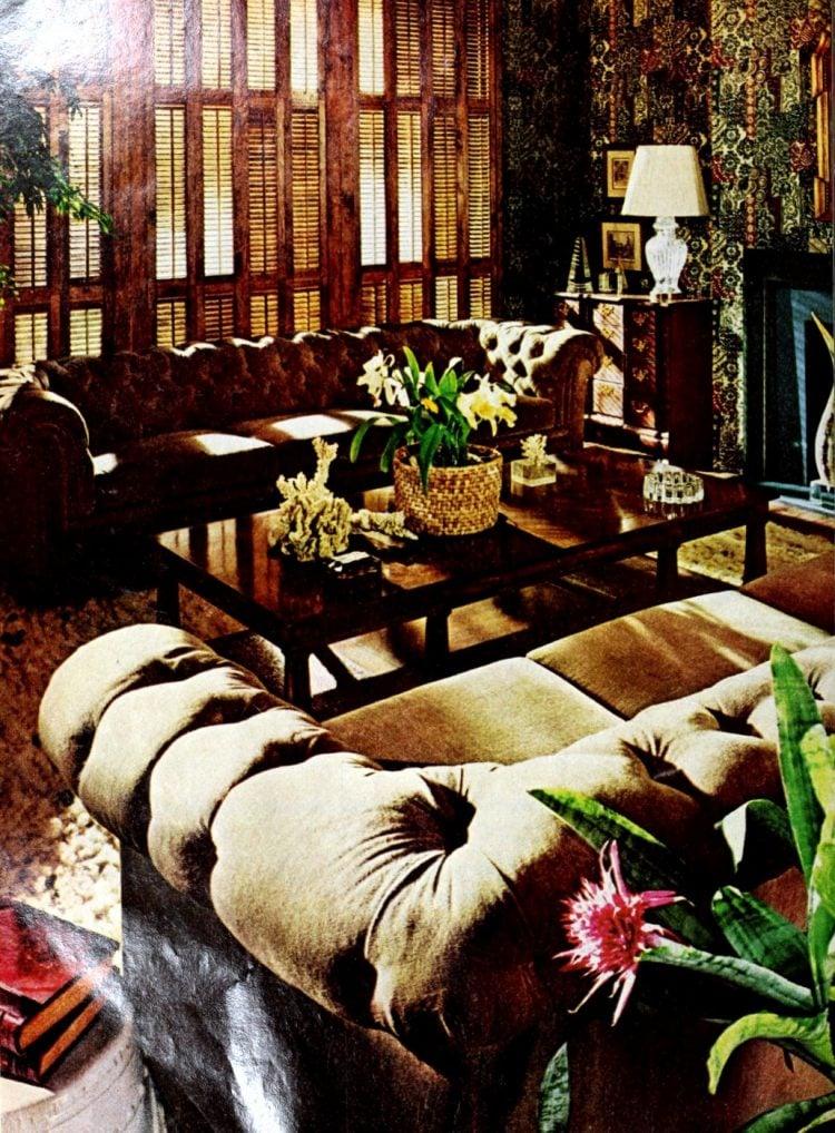 Vintage winging seventies sofas (13)