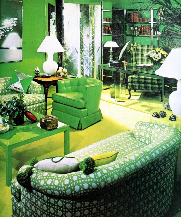 Vintage winging seventies sofas (14)