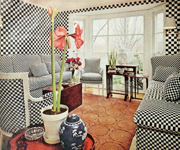 Vintage winging seventies sofas (16)