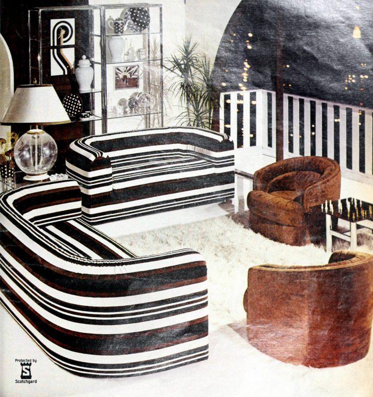 Vintage winging seventies sofas (17)