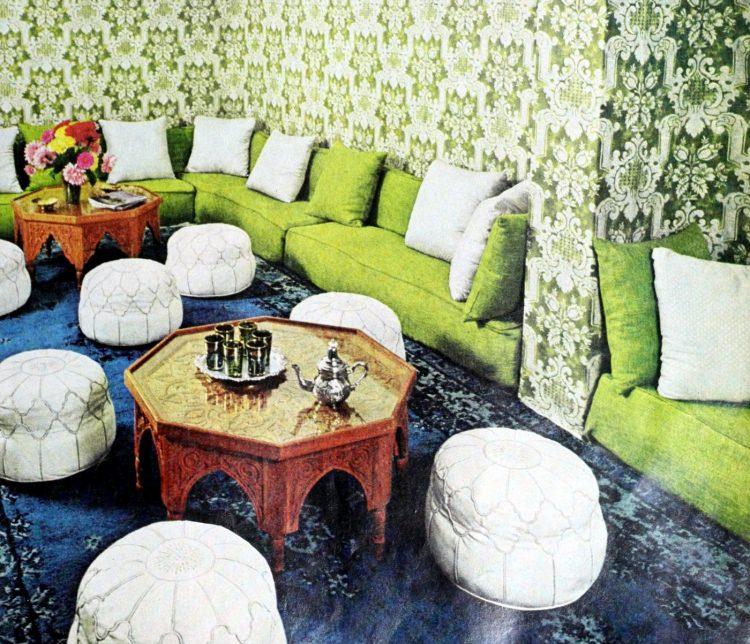 Vintage winging seventies sofas (18)