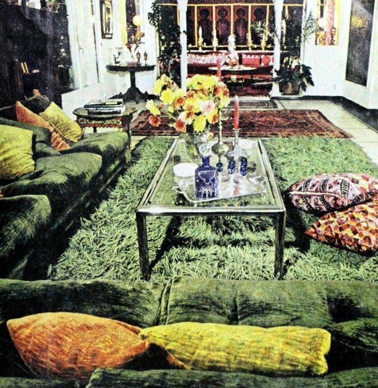 Vintage winging seventies sofas (19)
