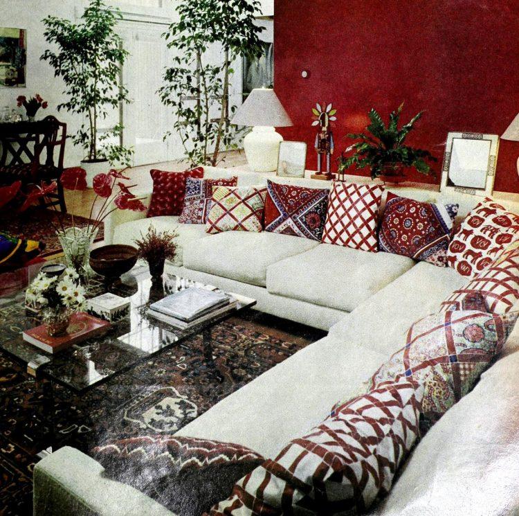 Vintage winging seventies sofas (21)