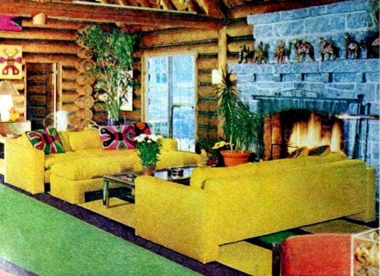 Vintage winging seventies sofas (22)