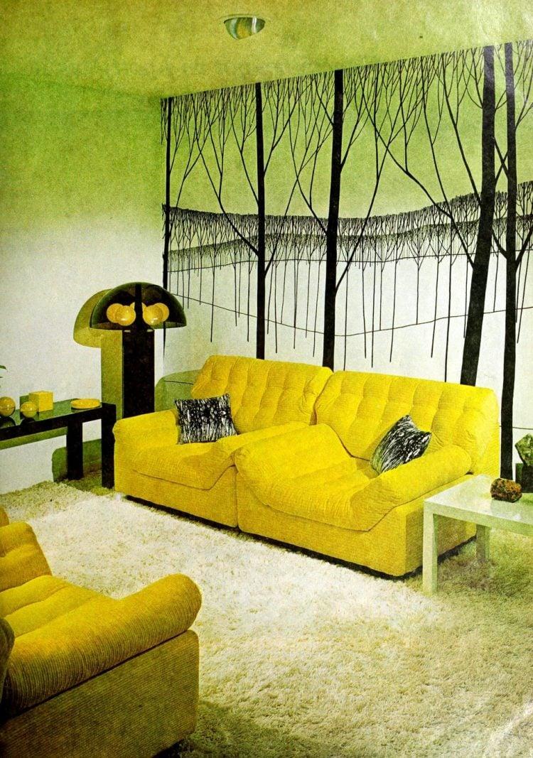 Vintage winging seventies sofas (6)