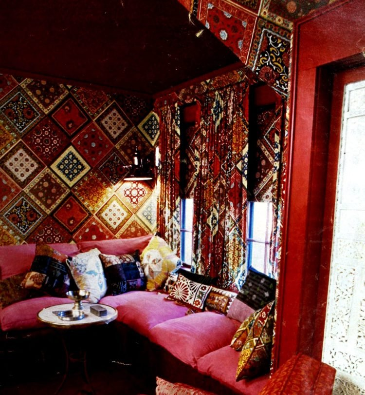Vintage winging seventies sofas (9)