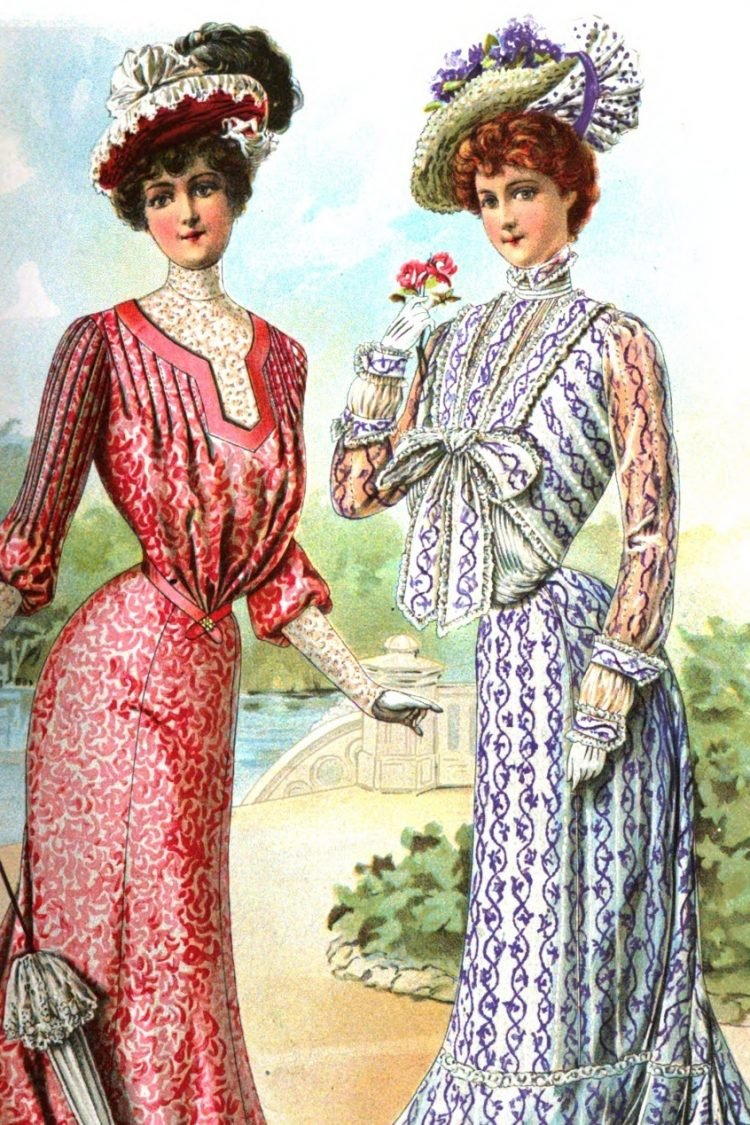 Vintage women's hairstyles