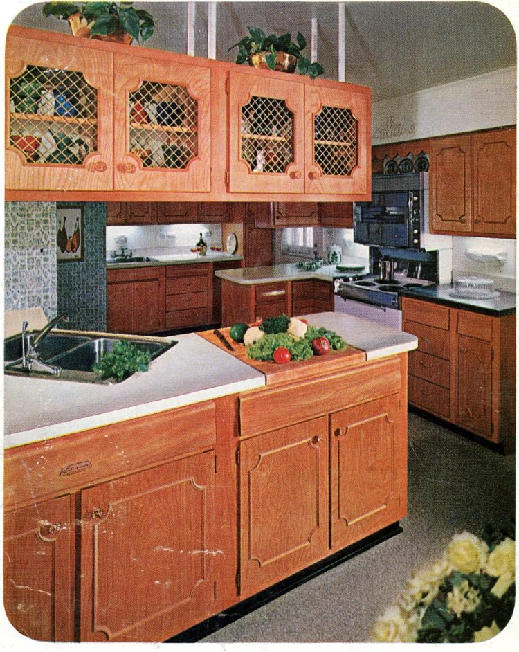 Six wonderful, workable kitchen designs from the '60s ...