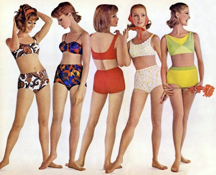 Vintage workout & diet: It's time to slim for summer (1964)