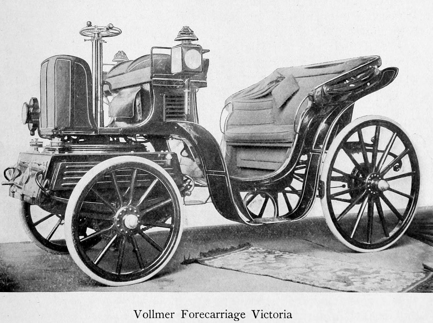 Vollmer Forecarriage Victoria (1899)