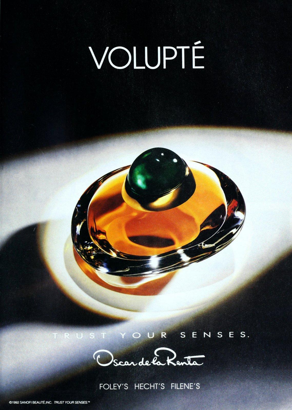 Volupte by Oscar de la Renta (1992) at ClickAmericana.com