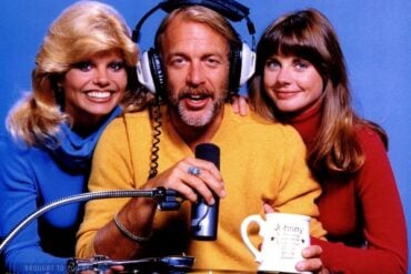 WKRP in Cincinnati TV show cast
