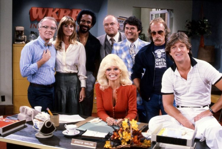 WKRP in Cincinnati full cast
