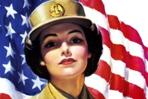 WWII Are you a girl with star-spangled heart Join the WAC