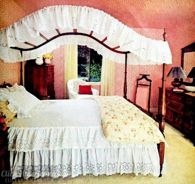 Groovy ways to wallpaper your master bedroom