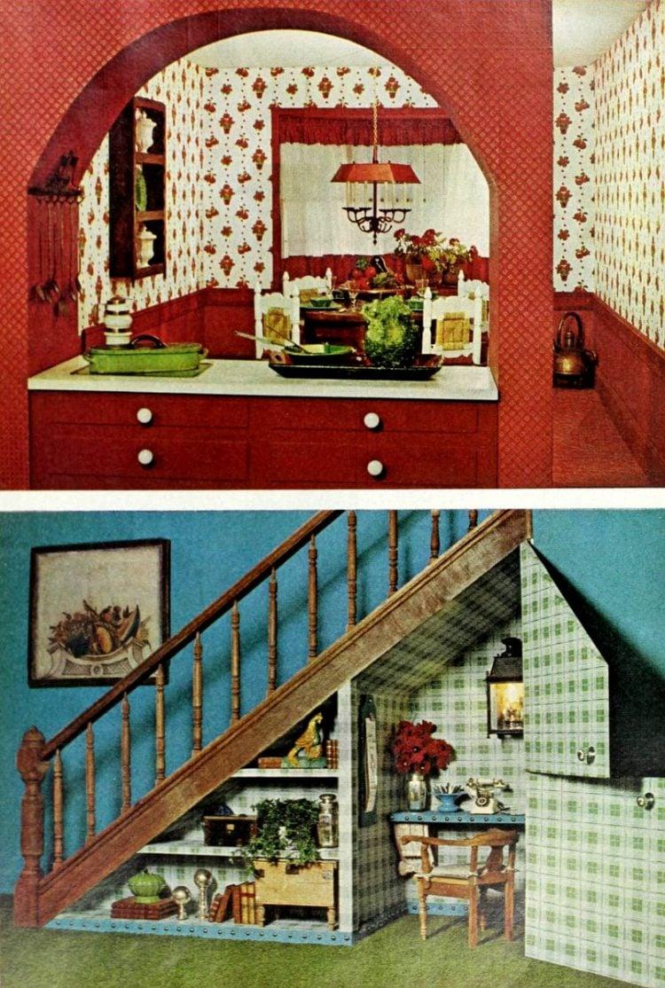 Vintage Home Decorating See 30 Mid