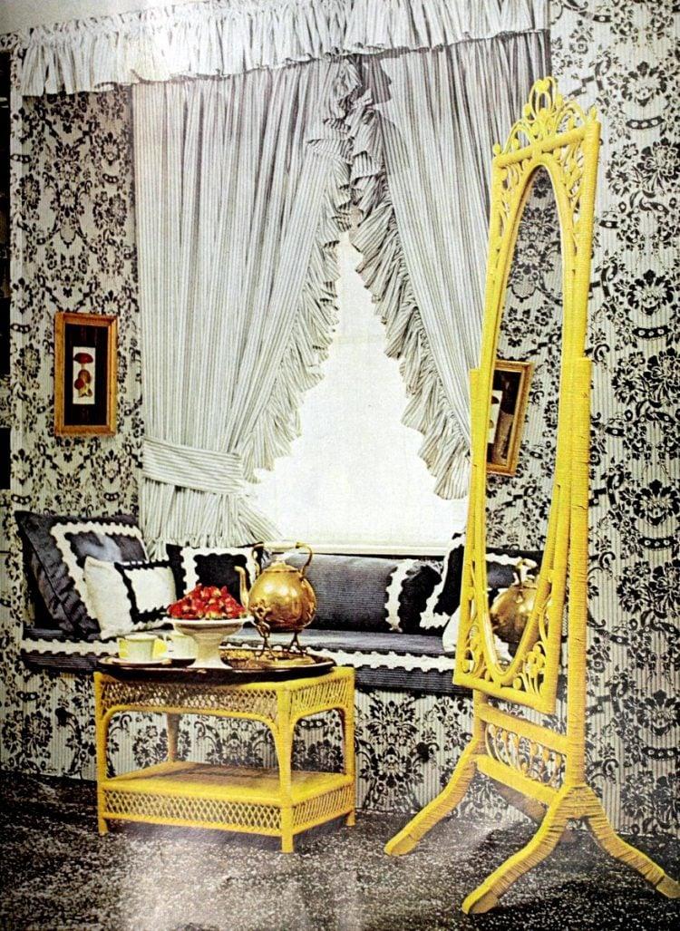 Wallpaper wizardry home decor 1966 (3)