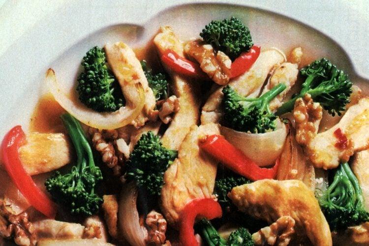 Walnut chicken (1985)