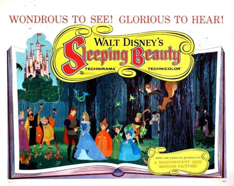 "Sleeping Beauty"" - the classic animated movie - deemed a top ..."