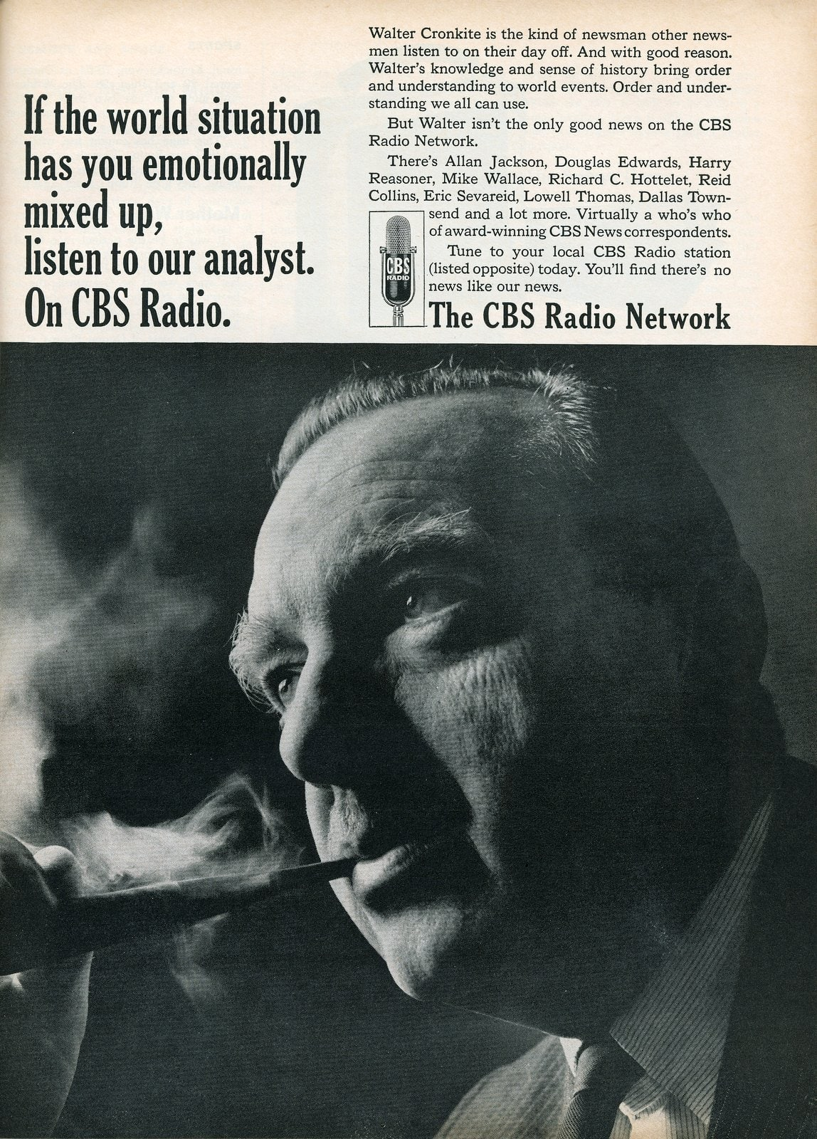 Walter Cronkite radio show (1966)
