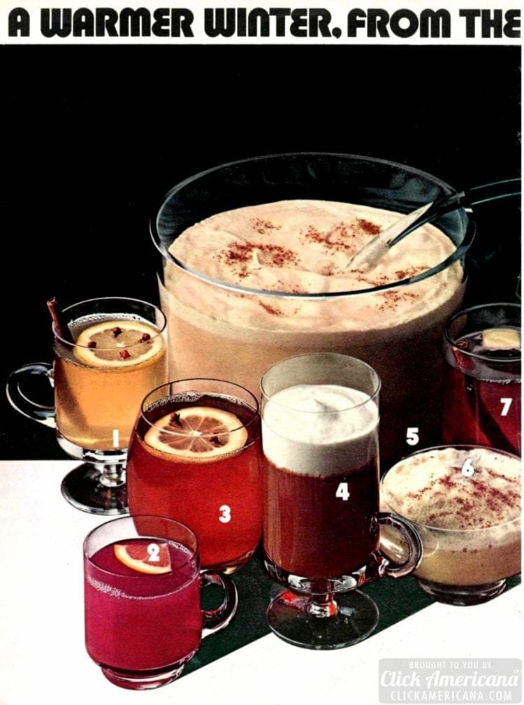 Warm yourself up with these winter rum drinks (1971)