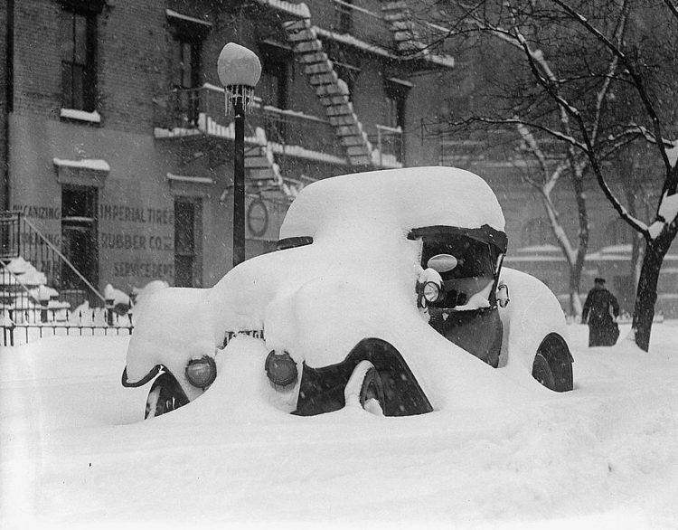 Washington DC 1922 snow blizzard storm (11)