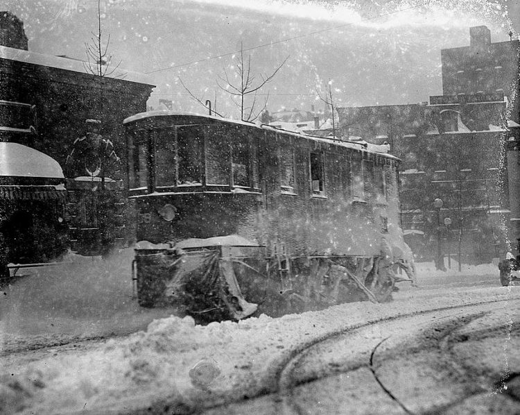Washington DC 1922 snow blizzard storm (9)
